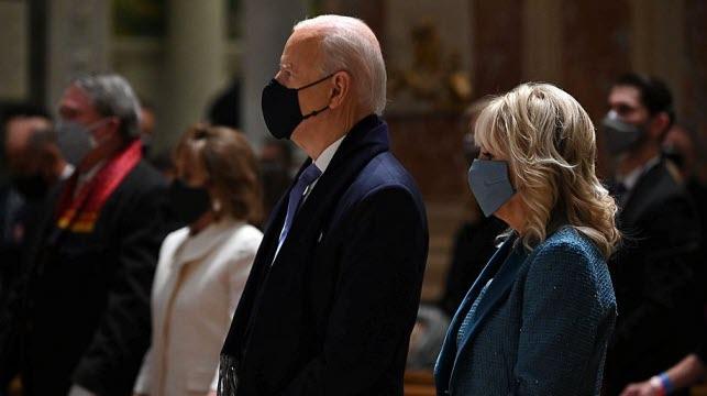 Inauguration: Joe Biden Promises 'New Day' after Donald Trump's Departure