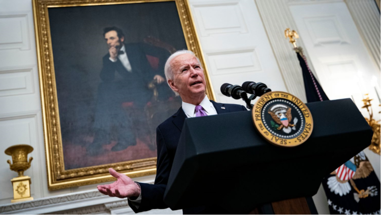 Saudi Arabia and the United Arab Emirates trust Biden to distance himself from Obama in the Middle East