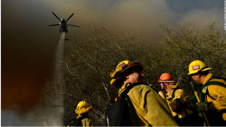 Drought could exacerbate wildfires in California: they have already burned 5 times more land this year than in the same period in 2020