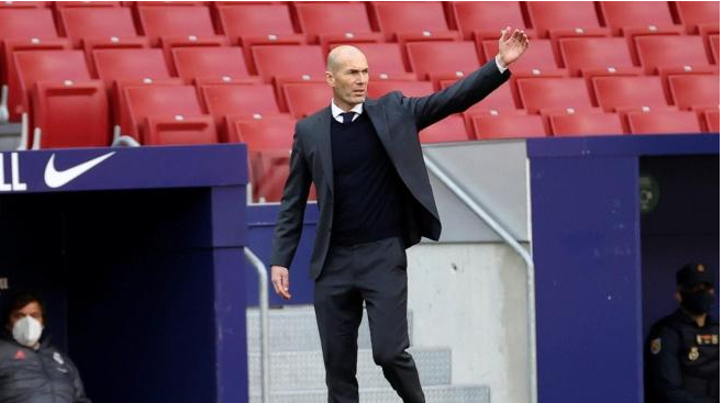 Zidane informs Real Madrid that he is leaving the position of coach