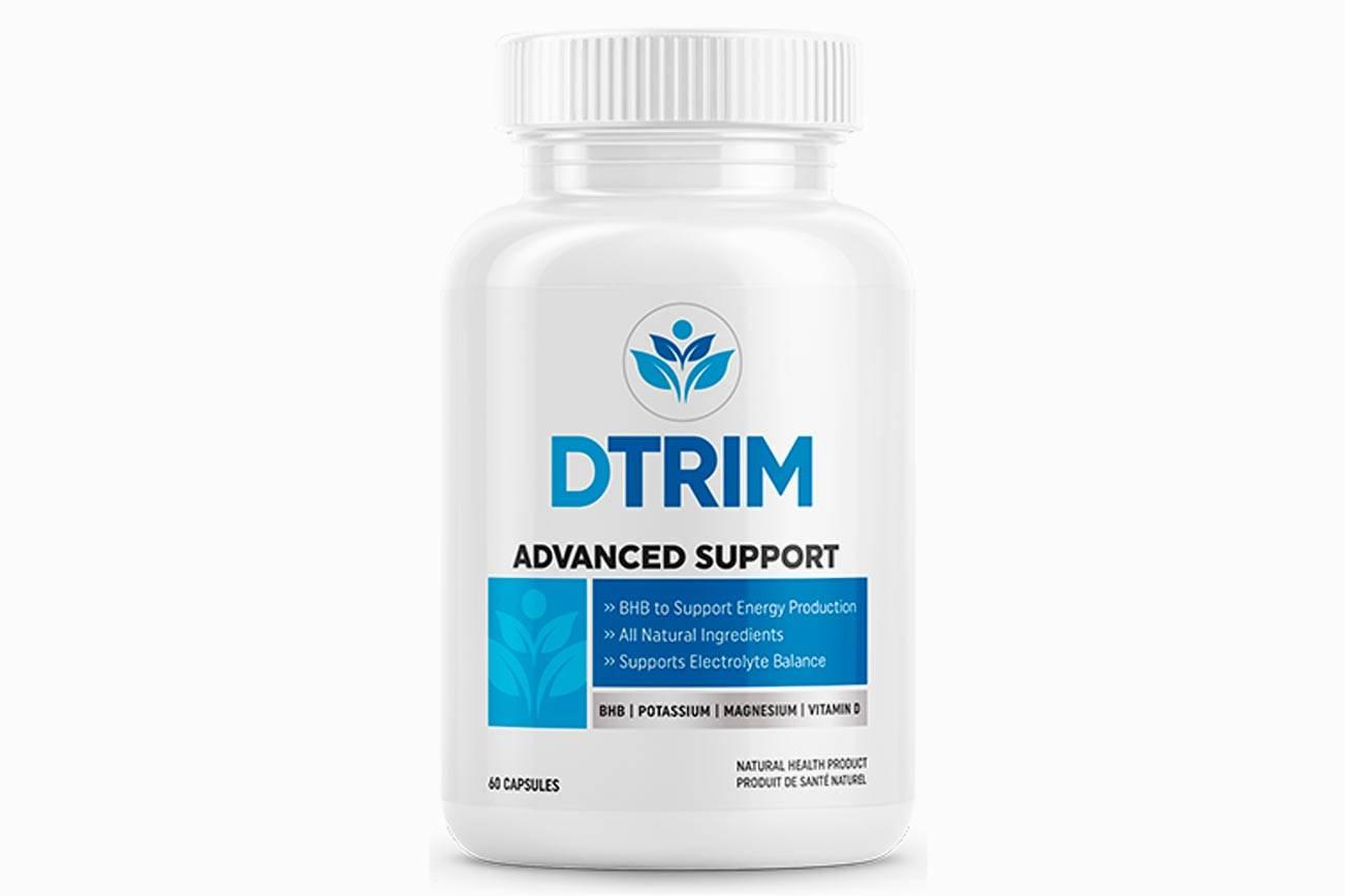 DTrim Advanced Support Keto