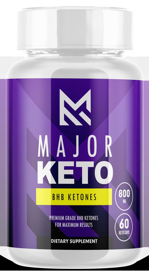 Major Keto BHB Ketones
