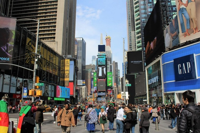 New York Population