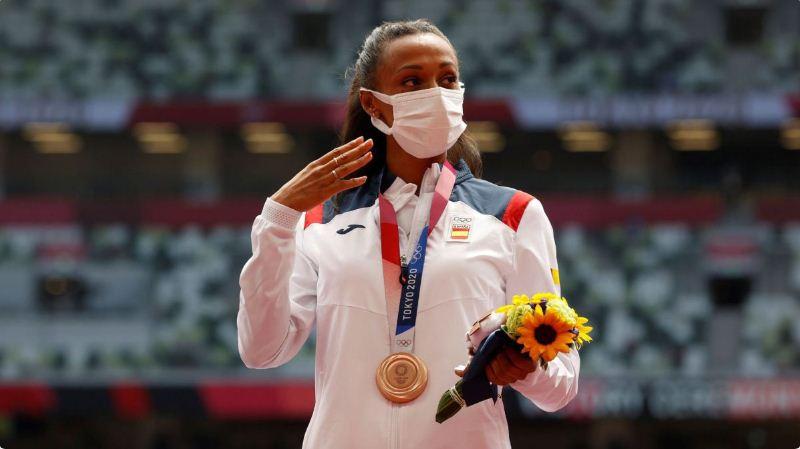 Tokyo Olympics August 2