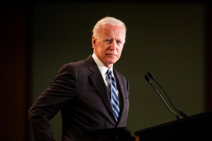 Biden does not rule