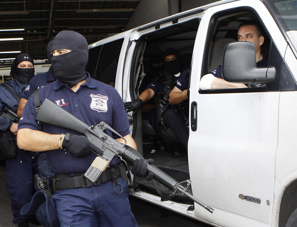 Kidnappings fall in Mexico