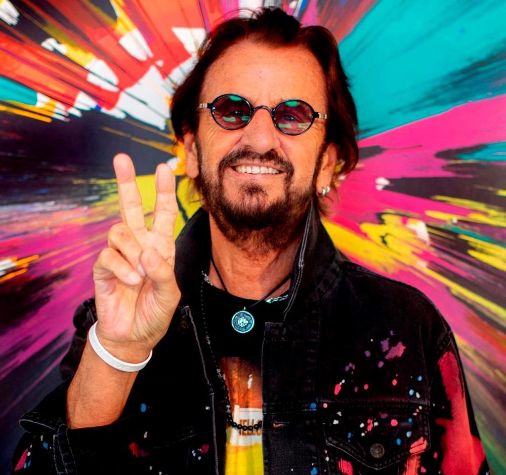 Ringo Starr continues