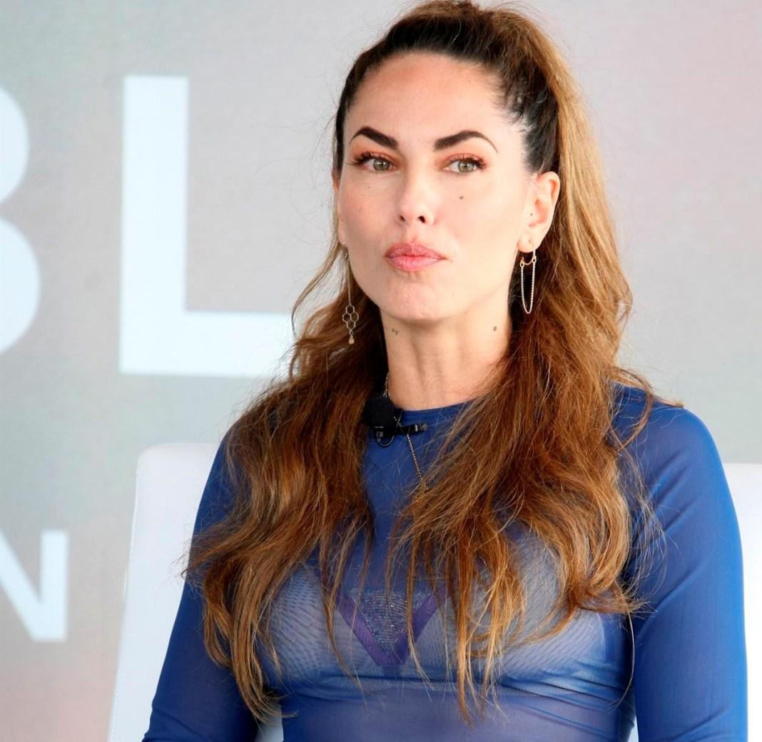 The actress Bárbara